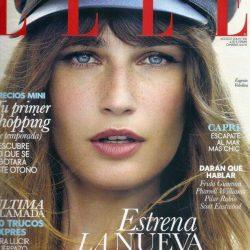 ELLE Magazine and SIMONE TRICHOLOGY