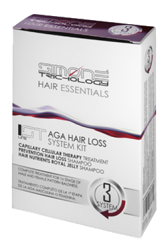 AGA HAIR LOSS SYSTEM KIT