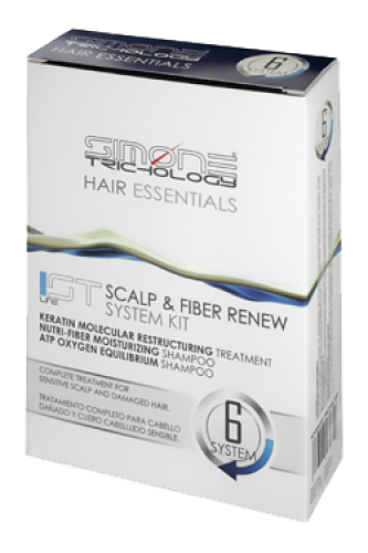 SCALP AND FIBER RENEW SYSTEM KIT