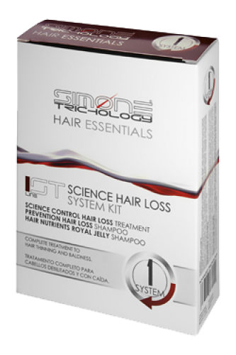 SCIENCE HAIR LOSS SYSTEM KIT
