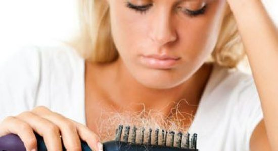 SEASONAL HAIR LOSS AND ALOPECIA